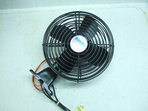 12 Volt Dash Fan 2 Speed 7 Cab Fan Construction truck quality Made In Canada