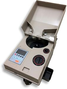 Coin Counter Coin Sorter Portable Electronic Coin Counting And Sorting Machine