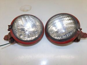 Farmall 400 Head Lights