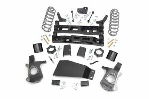 Rough Country 5 Lift Kit 07 13 Chevy Suburban 1500 4wd
