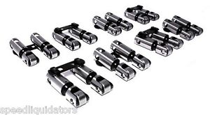 Comp Cams Late Model Sbc Chevy Endure x 300 Tall Solid Roller Lifters 871 16
