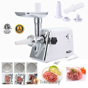 2800w Electric Meat Grinder Home Mincing Machine Sausage Stuffer Stainless Steel