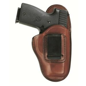 Bianchi 26820 Professional Waistband Holster Tan Leather Rh For Glock 26
