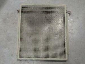John Deere Unstyled B Original Radiator Curtain