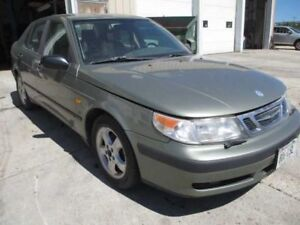 Driver Front Seat Vin E 4th Digit Bucket Leather Fits 99 10 Saab 9 5 324895