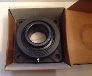 Sealmaster Msf 48 Bearing Flange mount Ball Bearing Unit New