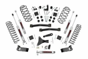 Rough Country 698 20 4 Lift Kit For Jeep 99 04 Grand Cherokee Wj 4wd