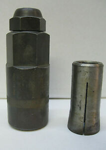 Snap On Collet Type Stud Remover Cg 505 With 1 X 14 Tpi Collet Used