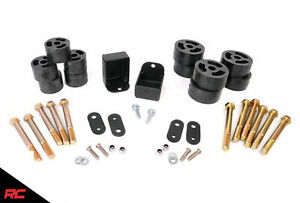 Rough Country Rc608 1 25 Body Lift Kit For Jeep 87 95 Wrangler Yj 4wd