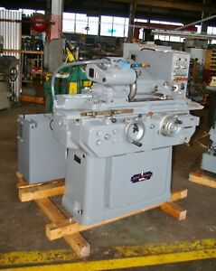 6 X 12 Jones Shipman Model 1070 Plain Hydraulic Cylindrical Grinder