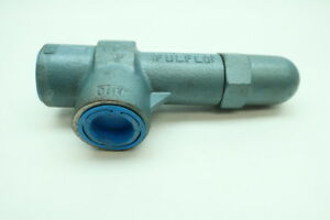 Fulflo Vj5rsp Hydraulic Bypass Relief Valve 1in Npt