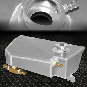 For 97 04 Chevy Corvette Aluminum Coolant Tank Expansion Recovery Overflow Can
