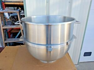 New Stainless steel Mixer Bowl 80qt For Hobart 80 Quart Mixer