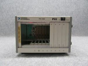 National Instruments Pxi 1000 Embedded Computer Chassis