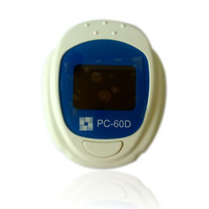 Blue Color Medical Lab Pediatric Fingertip Pulse Oximeter For Pediatric Pc 60d