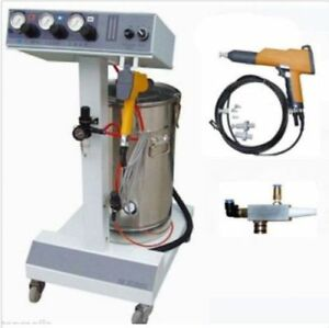 Electrostatic Powder Coating Spray Gun spray Machine paint System