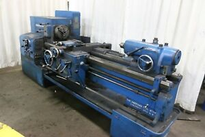 16 X 54 American Pacemaker Engine Lathe Yoder 69869
