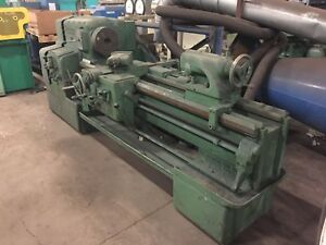 20 X 54 American Pacemaker Toolroom Lathe Yoder 10936