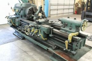20 X 54 Lodge Shipley Engine Lathe Yoder 19819