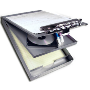 Saunders 21018 Legal Size Top opening Cruiser Mate Clipboard 2 Compartments