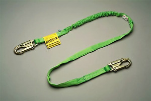 New Honeywell 216twls z7 6ftgn Miller Manyard Hp Shock Absorbing Lanyard Green