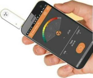 Smart Geiger Pro Nuclear Radiation Detector Counter For Smartphone Ios Android