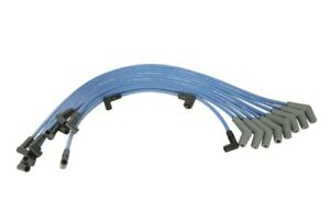 Ford Performance Spark Plug Wire Set 9mm Blue 5 0l 5 8l Mustang
