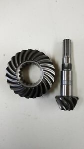 New Kubota Tractor Front Crown And Pinion Bevel Gear Fits L3010