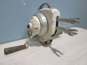 belshaw Adamatic H d Commercial Type n Donuts Depositor Rotary Hand Crank