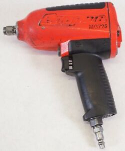 Snap On Mg725 1 2 Pneumatic Air Impact Wrench