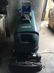 Nobles Strive Ready Pace Walk behind Dual Technology Carpet Cleaner W Charger