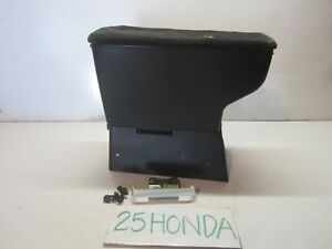 1988 1991 Honda Prelude Si Optional Accessories Factory Armrest Oem Jdm Rare Ba3