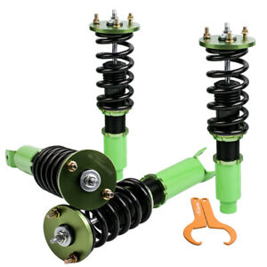 For Acura Tsx Tl 2009 2014 Adjustable Lowering Coilovers Kit Fwd Awd