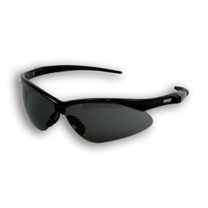 Armour Guard Smoke black Frame Fog Free Safety Glasses