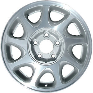 04030 Refinished Buick Regal 1997 2000 16 Inch Wheel Rim Oe