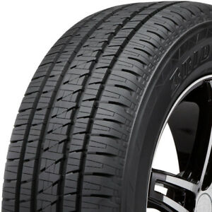 4 New 245 70 16 Bridgestone Dueler H l Alenza Plus All Season Tires 2457016