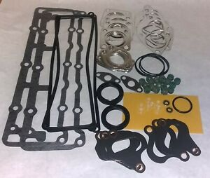 Maserati Biturbo Engine Gasket Upper Set Head Valve 310637008a
