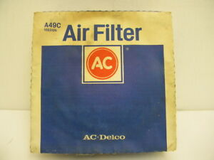 Nos Ac A49c Air Filter Jeep Amc Dodge Chrysler Plymouth 1957 1981 Vehicles
