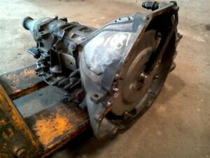 Automatic Transmission 6 Cylinder Id Pke ac Fits 98 Mustang 366733