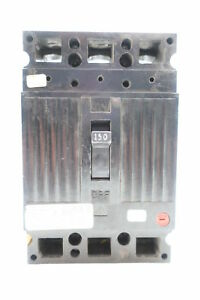 Federal Pioneer Ced136150 150a 3p Molded Case Circuit Breaker 600v ac