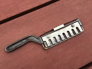 Vintage Old B H Meat Tenderizer From A Kansas Estate