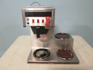 bloomfield 8574 Hd Commercial nsf S s pour over automatic Coffee Brewer