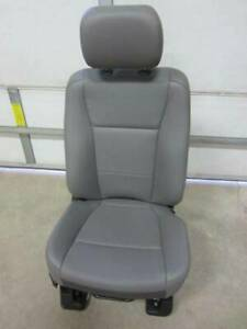 17 18 19 Ford F250 f350 Superduty Truck Gray Vinyl Rh Passenger Side Bucket Seat
