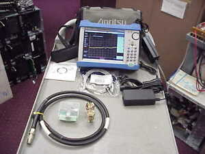 Anritsu Mt8212e Cellmaster spectrum Analyzer power Meter With Cal Kit And Cable