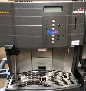 Schaerer Ambiente Espresso Coffee cappuccino Machine Pre Owned Authorize Vendor