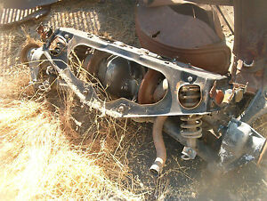 Jaguar Rear End Assembly Complete Xj6