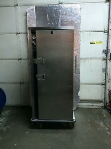 Fwe Food Warming Transport Holding Cabinet Uhs 12 Commercial Warmer Working