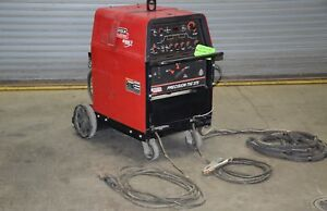 Lincoln Precision Tig 375 Welding Package