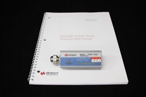 Keysight N4001a 100 10mhz 18ghz Noise Source