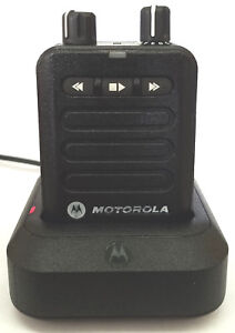 Motorola Minitor Vi Two tone Vhf Voice Pager 143 174 Mhz 1 Ch a03jac8ja2an